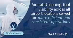 Aircraft Cleaning Tool - Banner